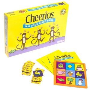 Cheerios Play Book Bingo Game|global-work