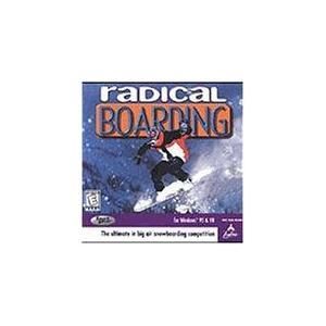 Radical Boarding (Jewel Case) (輸入版) global-work