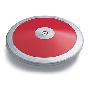 (1.6kg, Red) - Gill Athletics Discus|global-work