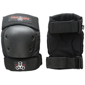 Triple8(トリプルエイト)Protector Elbow Pad 55 black (M)|global-work