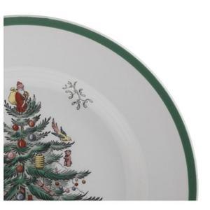 Spode Christmas Tree Dinner Plate by Spode|global-work