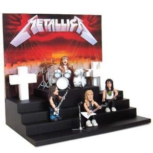 Metallica Master Of Puppets Smiti Figure Playset|global-work