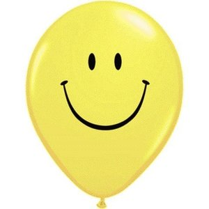13cm Smile Face (Yellow Only)|global-work