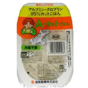 内容量:200gカロリー:165Kcal原材料:うるち米商品サイズ(幅×奥行×高さ):120×180...