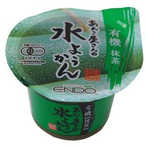 内容量:100g×6個入原材料:有機砂糖、有機いんげん豆、有機抹茶、寒天、葛、食塩商品サイズ(高さ×...