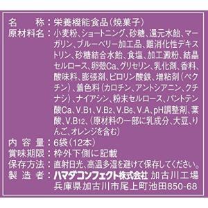 ハマダコンフェクト バランスパワー ブルーベリ...の関連商品9