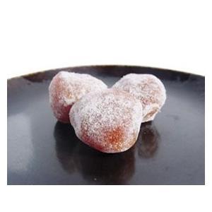 梅肉を用いた甘酸っぱい半生菓子。梅ほしは国技である大相撲千秋楽の優勝力士に贈られる福井梅の梅肉を使用...