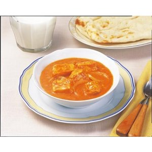 原材料:鶏肉、ココナッツミルク、玉ねぎ、トマトペースト、カレーペースト(唐辛子、にんにく、玉ねぎ、シ...
