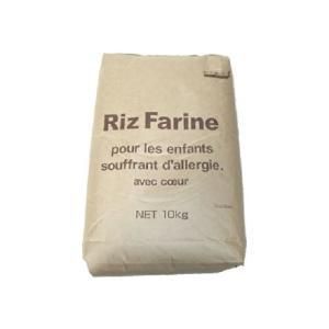 群馬製粉・添加物を一切使用しない国産米100%使用の米粉です。薄力粉の代替品として100%お使い頂け...