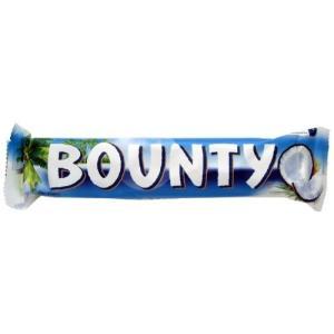 Bounty Coconut Bars
