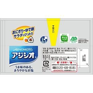 味の素 アジシオ ワンタッチ瓶 110g×6個の関連商品10