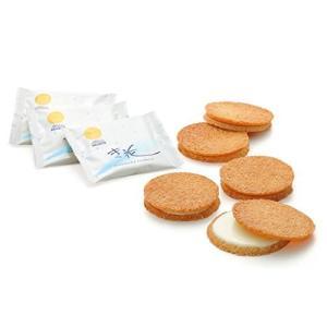アーモンドの芳ばしさ香るサクサクの食感とホワイトチョコの上品な甘さがベストマッチ