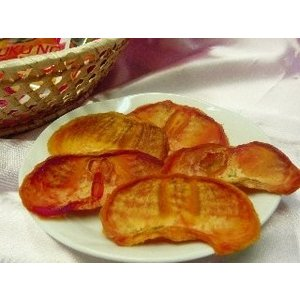 【出荷予定日】順次発送いたします。【商品について】厳選された柿チップを入れました企画です。甘柿の半生...