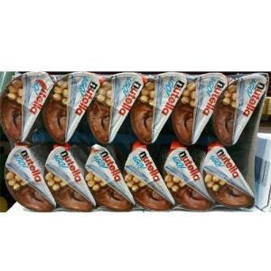 原材料:ヘーゼルナッツ、ココアパウダー、脱脂粉乳、ホワイパウダー、クラッカー、他 内容量:チョコレー...