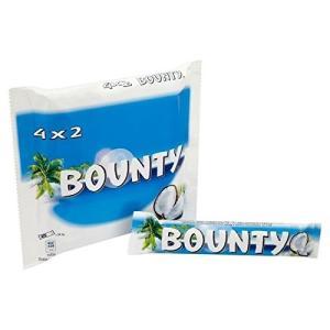 バウンティミルクチョコレート4×57グラム (x 2)Bounty Milk Chocolate 4...