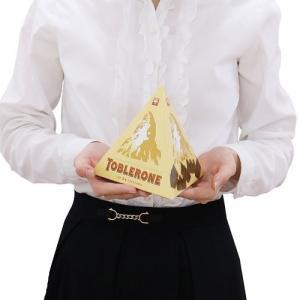 *** sales points *** スイスのシンボル・マッターホルンを模した三角のパッケージに...