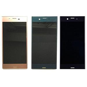 ソニー Sony Xperia XZ 交換用 液晶パネル フロントパネル セット Kayyoo フロントガラスデジタイザ タッチパネル 交換パーツ