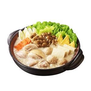 豚・鶏・椎茸の合わせだしの旨味に、白胡椒と生姜を程よく効かせ、鶏油で風味よく仕上げた鍋スープです。【...