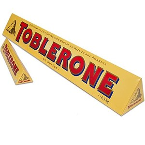 (Cadbury (キャドバリー)) トブローンミルク360グラムCadbury Toblerone...