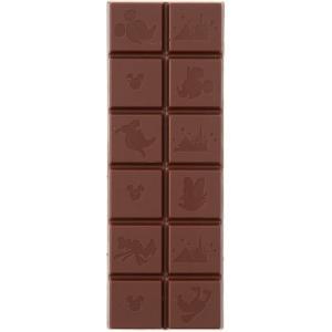 【東京ディズニーリゾート限定】ミッキー&フレンズ 板チョコレート■内容量■200g(50g×4箱)