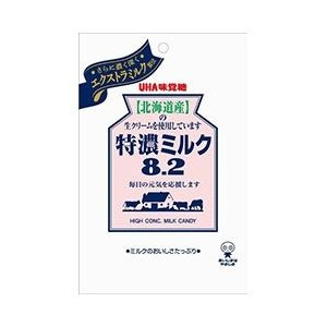 UHA味覚糖 特濃ミルク8.2 105g×6袋...の関連商品1