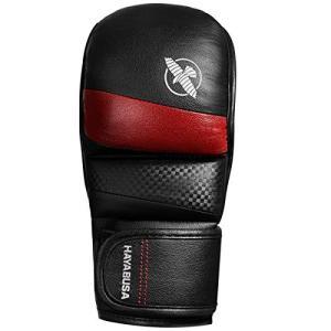 (Large, Red) - Hayabusa Hybrid T3 210ml Kickboxing...
