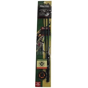 zebcozs087*Martin Complete Fly FishingキットW / 6*# 5.750000*in. X 2.000000*X|global-work