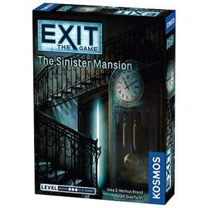 Thames & Kosmos Exit 2 Game Bundle: The Sinist...