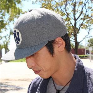f32d406603817 キャップ アメカジ ベースボールキャップ スケーター ウールフランネル使用 年中使えるキャップ 男女兼用 帽子 ...