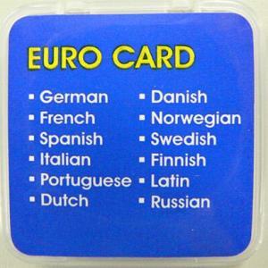 ユーロ言語拡張カード(12言語)GLC-EU12【GT-V4 & V5 共用】|globalmart