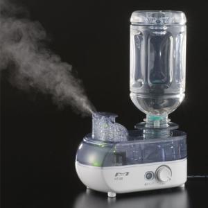 超音波式ペットボトル加湿器 HT-88|globalmart