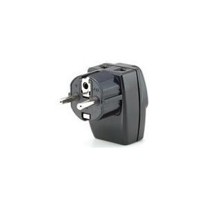 3個口-変換プラグ・SEタイプ TAP-102SE|globalmart