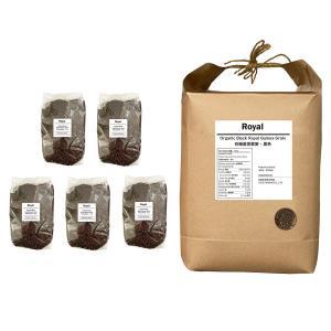 黒キヌア(粒)1.2 kg - ORGANIC & GLUTEN-FREE Royal Quinoa|globalmart
