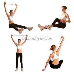 製品の説明 銘柄:HBB モデル番号:Yoga Pull Rope Material:Silicon...