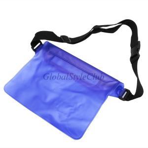 防水カバーバッグ付きストラップ持続可能な水ドライビーチスイミングプールポーチ|globalstyleclub