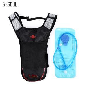 -魂2リットル水袋+ 5自転車和膀胱バックパックキャンプハイキングサイクリングキャメルバック3色赤青グレー|globalstyleclub