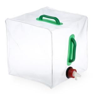 新しい20 屋外折りたたみ水袋プロキャンプギア透明折りたたみ飲料水袋コンテナ水キャリアバッグ|globalstyleclub