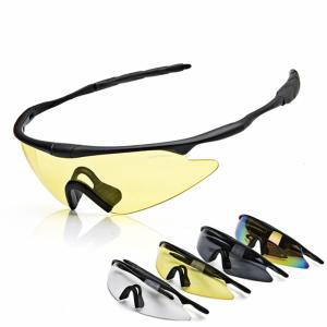 スポーツメガネ登山サイクリング眼鏡アンチ目の保護サングラス防風戦術メガネ用男性女性|globalstyleclub
