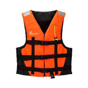 大人ライフジャケットプロライフベスト用漂流ボートサバイバル釣り安全ジャケットウォータースポーツ摩耗でリフレクター|globalstyleclub