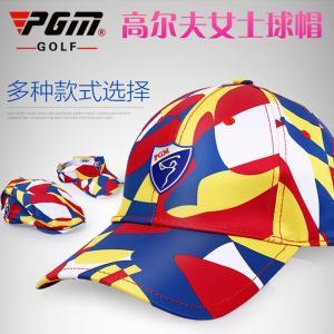 本物のゴルフレディー印刷ボールキャップ女性のゴルフ通気性野球キャップゴルフ帽子超マルチスタイル|globalstyleclub