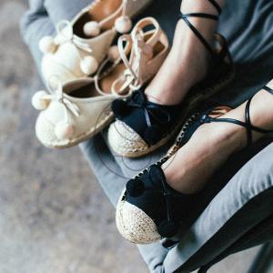 レディース エスパドリーユ スリッポン 靴 サンダル シューズ ジュート シンプル  可愛い  痛くない ぺたんこ 柔らかい 軽量 透気 夏新作 globalstyleclub