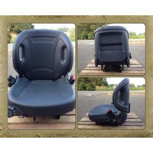汎用多目的シートDX 乗車センサー付 重機農業機械座席シート |globatt-ej