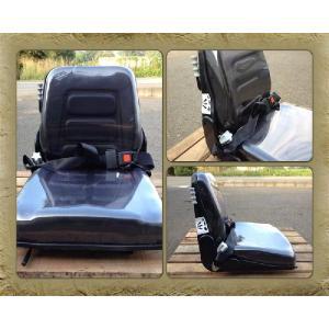 汎用多目的シート中型  重機農業機械座席シート 交換用シート|globatt-ej