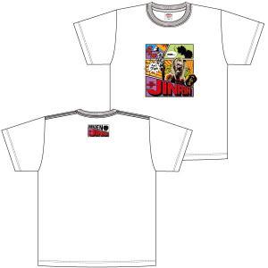 広島神楽 アメコミ風塵倫Tシャツ|globe-iine