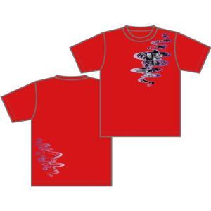広島神楽 紅葉狩Tシャツ|globe-iine