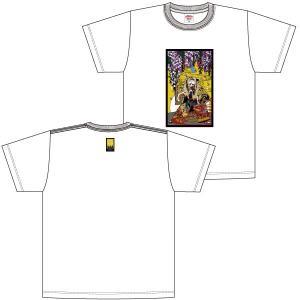広島神楽TシャツD|globe-iine