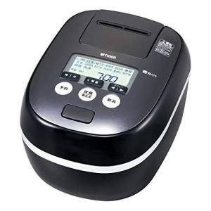 タイガー 炊飯器 3.5合 圧力IH 熱流&熱封土鍋コーティング 炊きたて アーバンブラック JPD-A060KE|globetrotter-shop