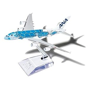 ANA AIRBUS A380 FLYING HONUモデル[機内販売限定商品]フライングホヌ 全日空 (ANAブルー1号機) globetrotter-shop