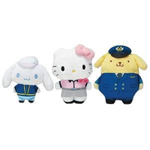 サンリオキャラクターズ ANAオリジナル サンリオキャラクターズセット[ANA機内販売限定品] globetrotter-shop