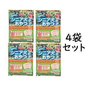 【4袋セット】 デビフ シニア犬のおやつ100g グルコサミン・コンドロイチン配合 × 4袋|globetrotter-shop